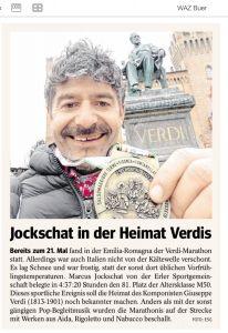 I / Verdi-Marathon, 25.02.18