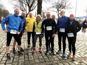 Duisburger Winterlaufserie 2020 1. Lauf