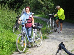 Fahrrad-Tour 20.08.17