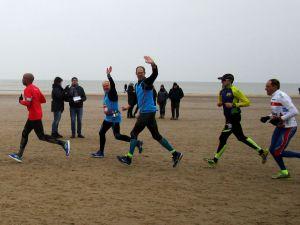 Egmond Halve Marathon/NL, 14.01.2018